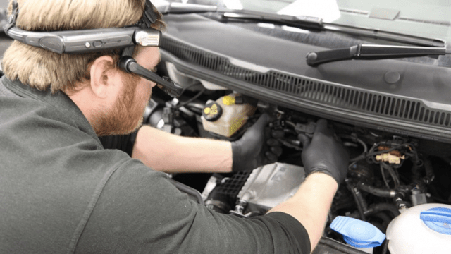 Volkswagen Commercial Vehicles Test Drives RealWear's Hands-Free HMT-1 Augmented Reality Wearable Device for Speeding up Maintenance and Repairs