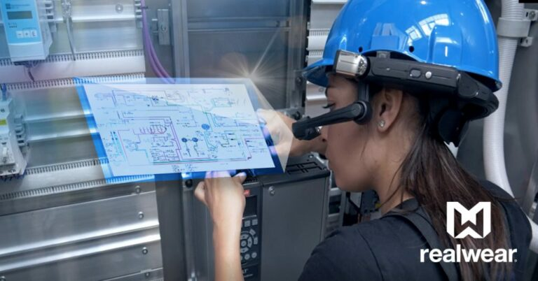 RealWear's Assisted Reality Wearable Solution Experiences Strong Momentum with Frontline Workers